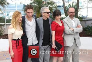 Sarah Gadon, David Cronenberg, Emily Hampshire, Paul Giamatti and Robert Pattinson