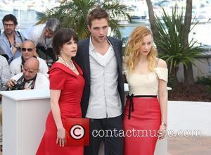 Sarah Gadon, Robert Pattinson and Emily Hampshire 'Cosmopolis' photocall during the 65th annual Cannes Film Festival Cannes, France - 25.05.12