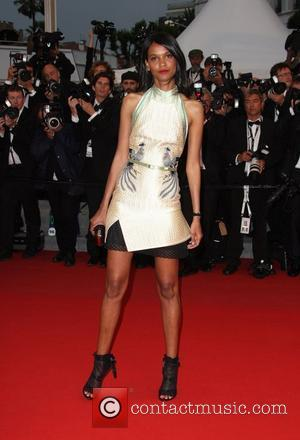 Liya Kebede 'Cosmopolis' premiere during the 65th annual Cannes Film Festival Cannes, France - 25.05.12