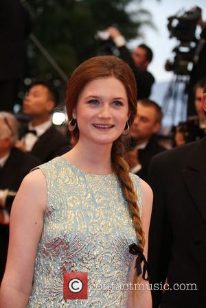Actress Bonnie Wright  'Cosmopolis' premiere during the 65th annual Cannes Film Festival Cannes, France - 25.05.12