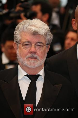 George Lucas and Cannes Film Festival