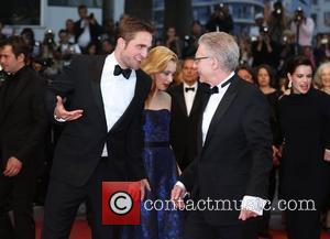 Robert Pattinson and David Cronenberg 'Cosmopolis' premiere during the 65th annual Cannes Film Festival Cannes, France - 25.05.12