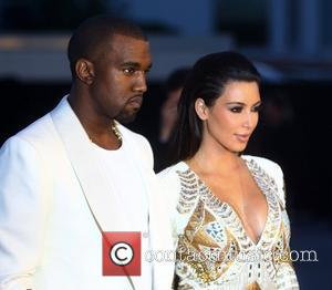 Kanye West Premieres His New Film At Cannes