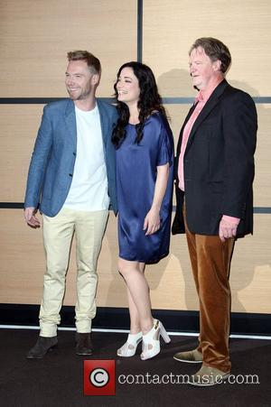 Ronan Keating, Mark Lamprell and Cannes Film Festival