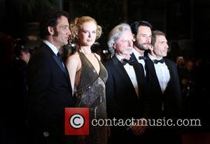 Clive Owen, Nicole Kidman, Philip Kaufman and Rodrigo Santoro
