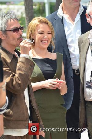Kylie Minogue and Cannes Film Festival