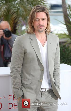 Brad Pitt Blends Politics Into Crime Drama