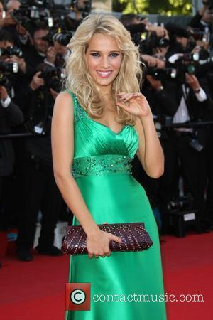 Luisana Lopilato 'Killing Them Softly' premiere during the 65th Cannes Film Festival Cannes, France - 22.05.12