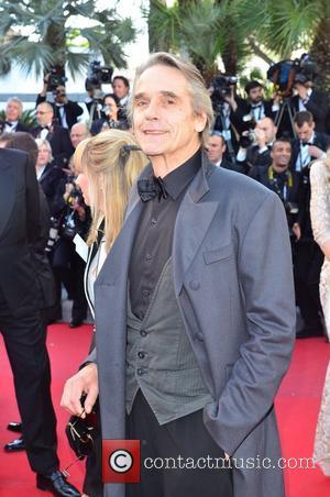Jeremy Irons and Cannes Film Festival