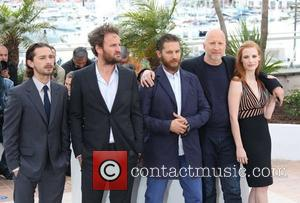 Shia LaBeouf, Jason Clarke, Jessica Chastain, Tom Hardy and Cannes Film Festival