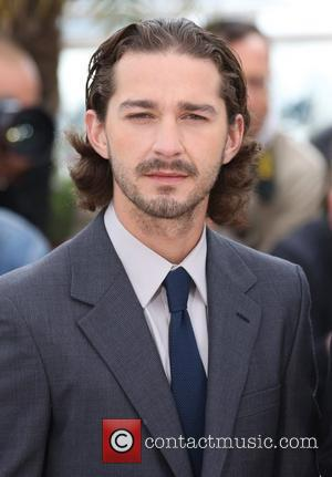 Shia LaBeouf and Cannes Film Festival