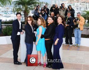 Melvil Poupaud, Nathalie Baye, Xavier and Cannes Film Festival