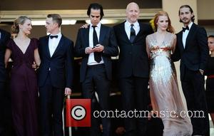 Mia Wasikowska, Jessica Chastain, Nick Cave, Shia Labeouf and Cannes Film Festival