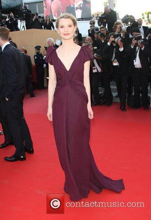 Mia Wasikowska and Cannes Film Festival