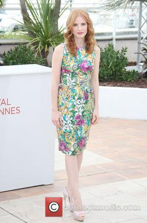 Jessica Chastain and Cannes Film Festival