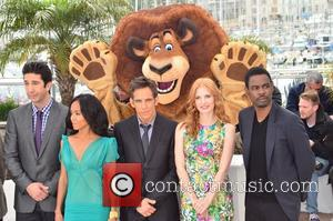 David Schwimmer, Ben Stiller, Chris Rock, Jada Pinkett-smith, Jessica Chastain and Cannes Film Festival