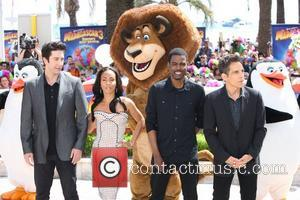 David Schwimmer, Ben Stiller, Chris Rock, Jada Pinkett-smith and Cannes Film Festival