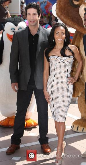 David Schwimmer, Jada Pinkett-smith and Cannes Film Festival