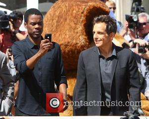 Chris Rock, Ben Stiller  'Madagascar 3' photocall - during the 65th Cannes Film Festival  Cannes, France - 17.05.12
