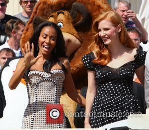 Jada Pinkett-smith, Jessica Chastain and Cannes Film Festival