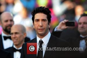 David Schwimmer and Cannes Film Festival
