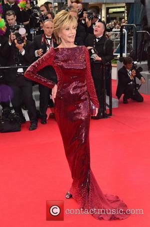 Jane Fonda and Cannes Film Festival