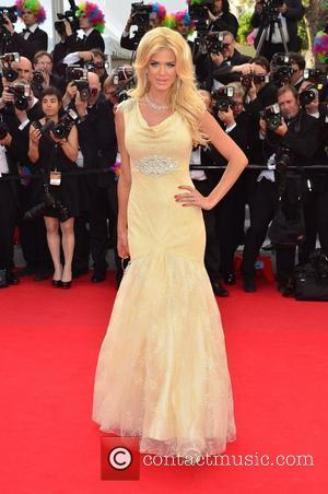 Victoria Silvstedt 'Madagascar 3: Europe's Most Wanted' premiere- during the 65th Cannes Film Festival Cannes, France - 18.05.12