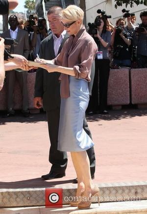 Tilda Swinton and Cannes Film Festival