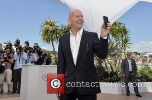 Bruce Willis and Cannes Film Festival