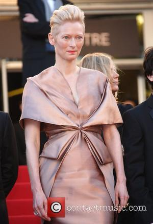 Tilda Swinton 'Moonrise Kingdom' premiere - during the Opening Ceremony of the 65th Cannes Film Festival Cannes, France - 16.05.12