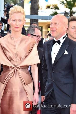 Bruce Willis, Tilda Swinton and Cannes Film Festival