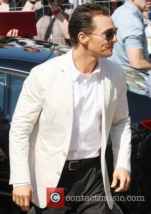 Matthew Mcconaughey and Cannes Film Festival