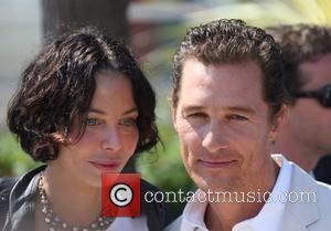 Lisa Maria Falcone, Matthew Mcconaughey and Cannes Film Festival