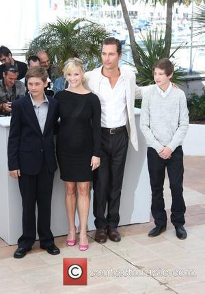 Reese Witherspoon, Matthew Mcconaughey, Cannes Film Festival and Jacob Lofland