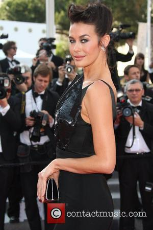 Megan Gale and Cannes Film Festival