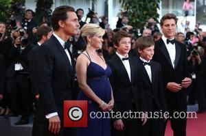 Reese Witherspoon, Matthew Mcconaughey and Jacob Lofland
