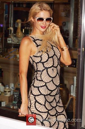 Paris Hilton and Cannes Film Festival
