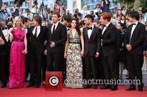 Walter Salles, Kirsten Dunst, Kristen Stewart, Roman Coppola and Tom Sturridge