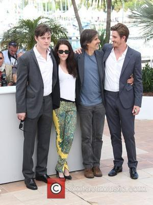 Sam Riley, Kristen Stewart, Walter Salles and Garrett Hedlund 'On the Road' photocall during the 65th Cannes Film Festival Cannes,...