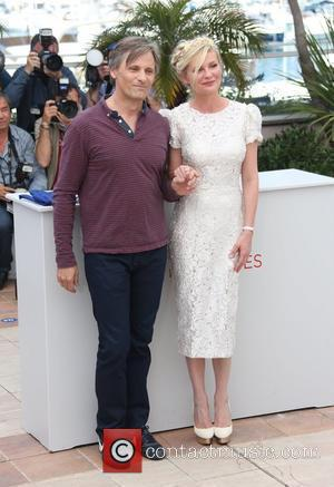 Viggo Mortensen and Kirsten Dunst 'On the Road' photocall during the 65th Cannes Film Festival Cannes, France - 23.05.12