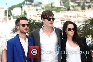 Tom Sturridge (l-r), Sam Riley and Kristen Stewart Photocall for 'On The Road' during the 65th annual Cannes Film Festival...