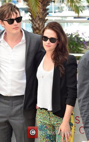 Sam Riley and Kristen Stewart