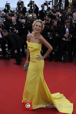 Luisana Lopalito 'On the Road' premiere during the 65th Cannes Film Festival Cannes, France - 23.05.12