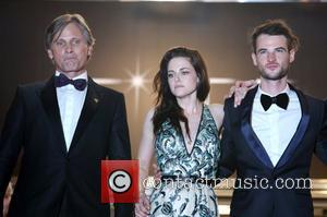Tom Sturridge, Kristen Stewart and Viggo Mortensen 'On the Road' premiere during the 65th Cannes Film Festival - Departures Cannes,...