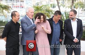 Arsinee Khanjian, Karim Ainouz and Cannes Film Festival