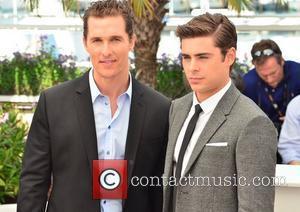 Matthew Mcconaughey, Zac Efron and Cannes Film Festival