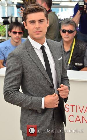 Zac Efron and Cannes Film Festival