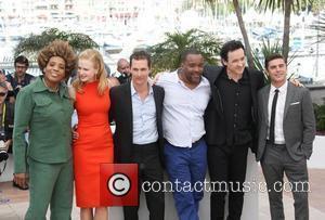 Macy Gray, John Cusack, Lee Daniels, Matthew Mcconaughey, Nicole Kidman, Zac Efron and Cannes Film Festival