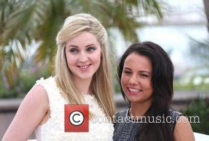 Siobhan Reilly, and Jasmin Riggins 'The Angel's Share' photocall during the 65th Cannes Film Festival Cannes, France - 22.05.12