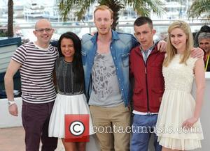 Gary Maitland, Jasmin Riggins, William Ruane, Paul Brannigan and Siobhan Reilly  'The Angel's Share' photocall during the 65th Cannes...